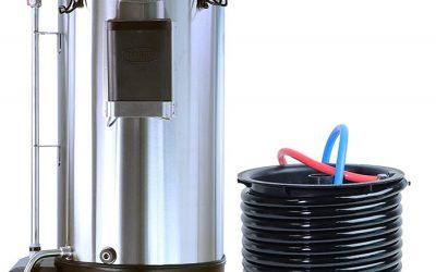 Que vaut la cuve de brassage Grainfather Connect G30 ?